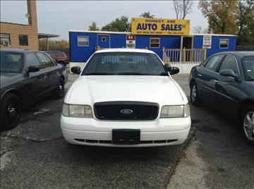 2008 Ford Crown Victoria for sale in Indianapolis, IN