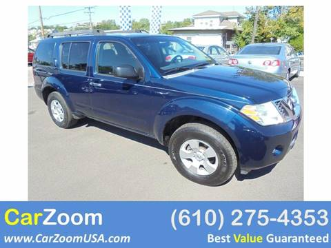 2008 Nissan Pathfinder for sale in Plymouth Meeting, PA