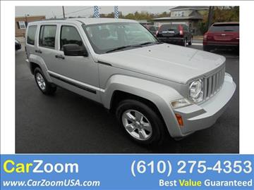 2011 Jeep Liberty for sale in Plymouth Meeting, PA