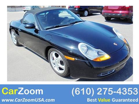 2000 Porsche Boxster for sale in Plymouth Meeting, PA