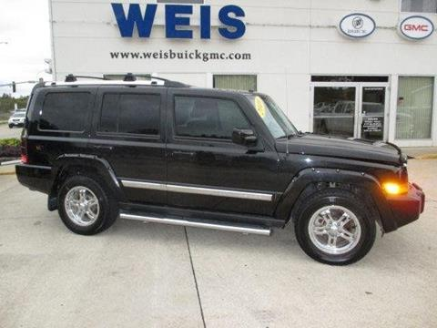 2010 Jeep Commander for sale in Decorah, IA