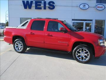 2011 Chevrolet Avalanche for sale in Decorah, IA