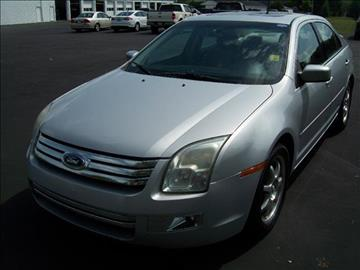 2006 Ford Fusion for sale in Franklin, IN