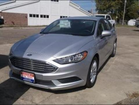 2018 Ford Fusion for sale in Logan, OH