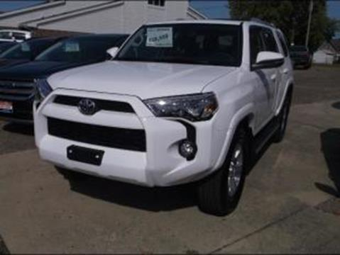 2017 Toyota 4Runner for sale in Logan, OH