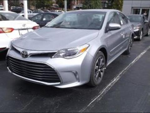 2018 Toyota Avalon for sale in Logan, OH