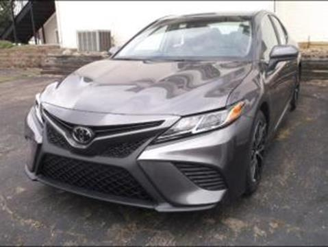 2018 Toyota Camry for sale in Logan, OH