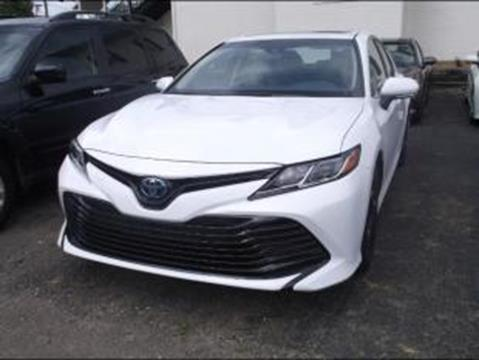 2018 Toyota Camry Hybrid for sale in Logan, OH