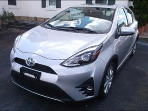 2018 Toyota Prius c for sale in Logan, OH