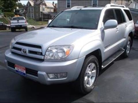 2003 Toyota 4Runner for sale in Logan, OH