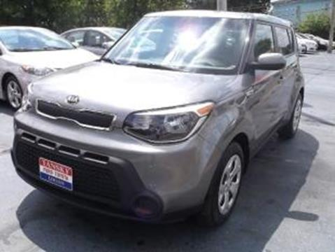 2015 Kia Soul for sale in Logan, OH