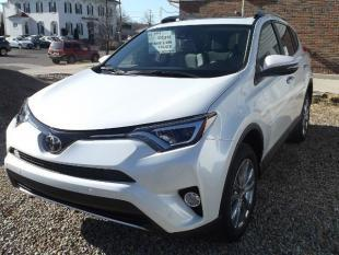 2017 Toyota RAV4 for sale in Logan, OH