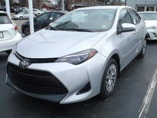 2017 Toyota Corolla for sale in Logan, OH
