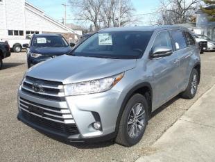 2017 Toyota Highlander for sale in Logan, OH