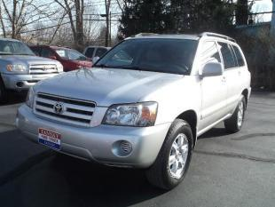 2007 Toyota Highlander for sale in Logan, OH