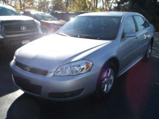 2010 Chevrolet Impala for sale in Logan, OH