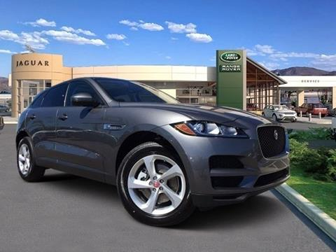 2017 Jaguar F-PACE for sale in Reno, NV