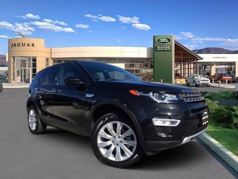 2015 Land Rover Discovery Sport for sale in Reno, NV
