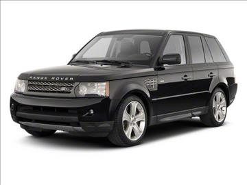 2010 Land Rover Range Rover Sport for sale in Reno, NV