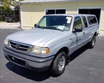 2002 Mazda B-Series Pickup for sale in Kissimmee, FL