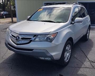 2008 Acura MDX for sale in Kissimmee, FL
