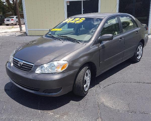 2006 Toyota Corolla for sale at Unique Motor Sport Sales in Kissimmee FL