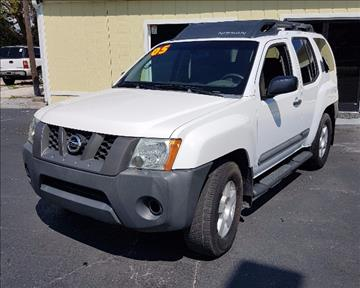 2005 Nissan Xterra for sale at Unique Motor Sport Sales in Kissimmee FL