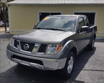 2007 Nissan Frontier for sale at Unique Motor Sport Sales in Kissimmee FL