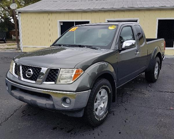 2005 Nissan Frontier for sale at Unique Motor Sport Sales in Kissimmee FL