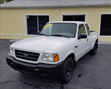 2002 Ford Ranger for sale at Unique Motor Sport Sales in Kissimmee FL