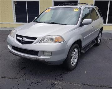 2005 Acura MDX for sale at Unique Motor Sport Sales in Kissimmee FL