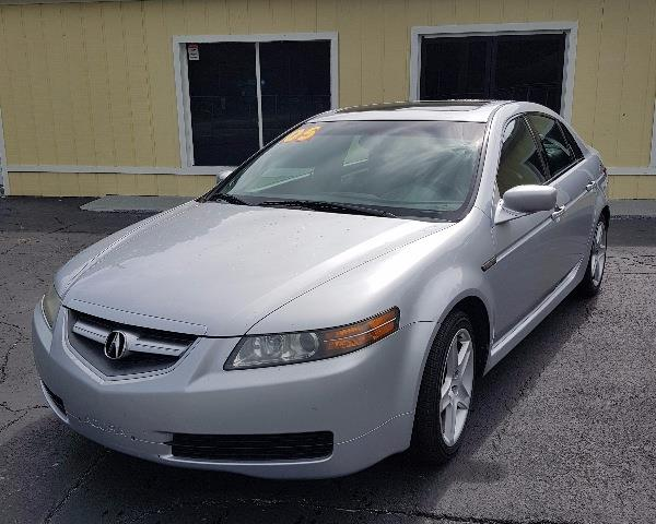 2005 Acura TL for sale at Unique Motor Sport Sales in Kissimmee FL