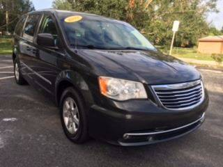 2012 Chrysler Town and Country for sale at Unique Motor Sport Sales in Kissimmee FL