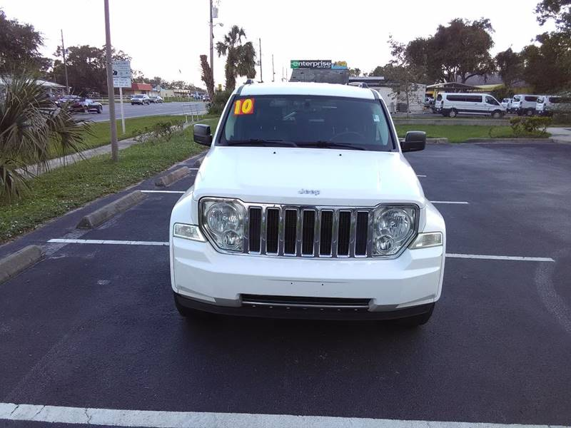 2010 Jeep Liberty for sale at Unique Motor Sport Sales in Kissimmee FL