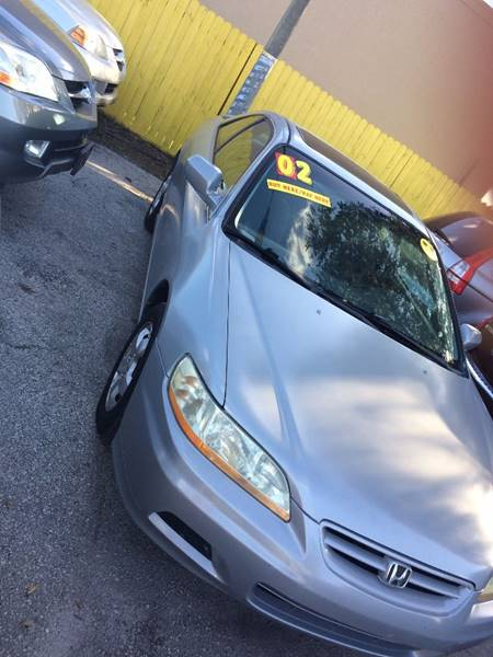 2002 Honda Accord for sale at Unique Motor Sport Sales in Kissimmee FL