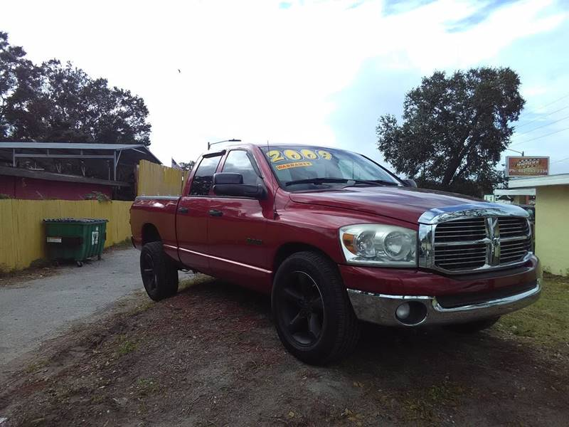 2008 Dodge Ram Pickup 1500 for sale at Unique Motor Sport Sales in Kissimmee FL