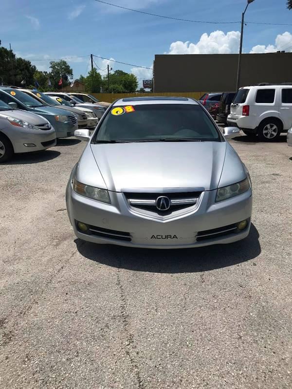 Acura TL In Kissimmee FL Unique Motor Sport Sales - 08 acura tl for sale
