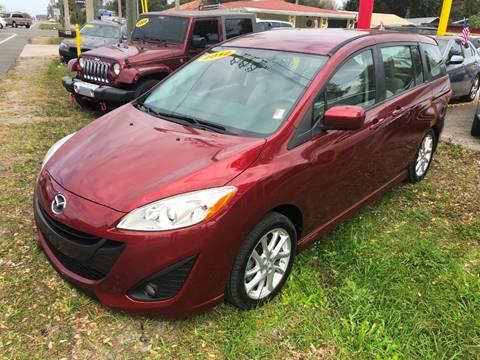2012 Mazda MAZDA5 for sale in Kissimmee, FL