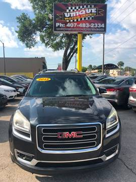 2013 GMC Acadia for sale in Kissimmee, FL