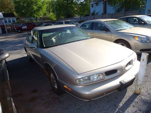 1998 Oldsmobile Eighty-Eight for sale in Lake Station, IN