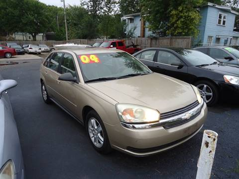 2004 Chevrolet Malibu Maxx for sale in Lake Station, IN