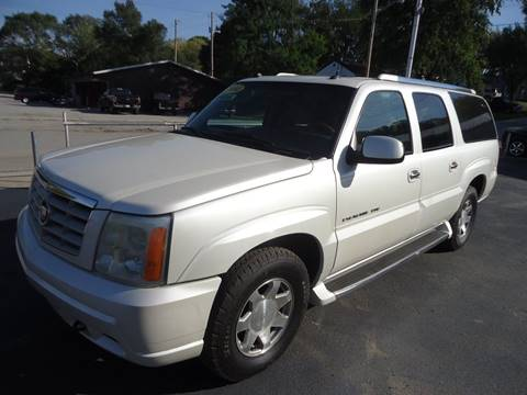 2004 Cadillac Escalade ESV for sale in Lake Station, IN