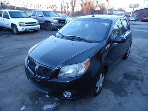2009 Pontiac G3 for sale in Lake Station, IN