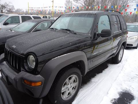 2003 Jeep Liberty for sale in Lake Station, IN