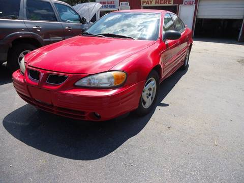 2002 Pontiac Grand Am for sale in Lake Station, IN