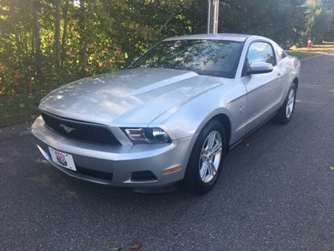 2012 Ford Mustang for sale in Chelmsford, MA