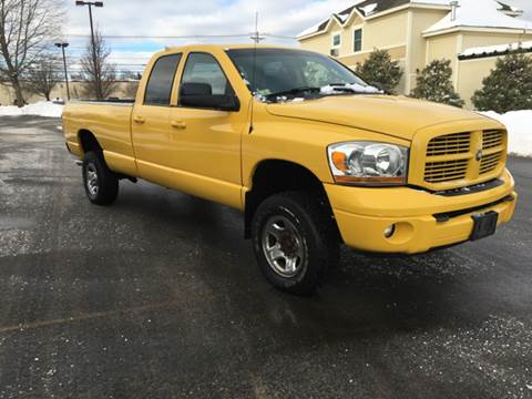 2005 Dodge Ram Pickup 2500 for sale in Chelmsford, MA