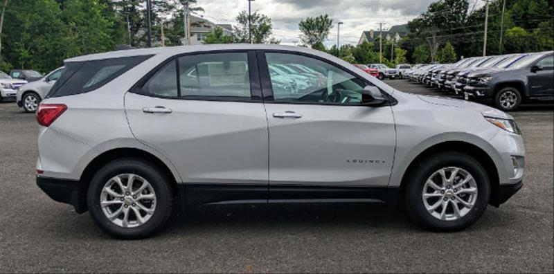 2018 Chevrolet Equinox Ls In Middlebury Vt Denecker