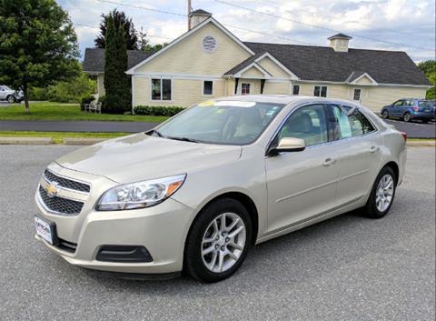 2013 Chevrolet Malibu for sale in Middlebury, VT