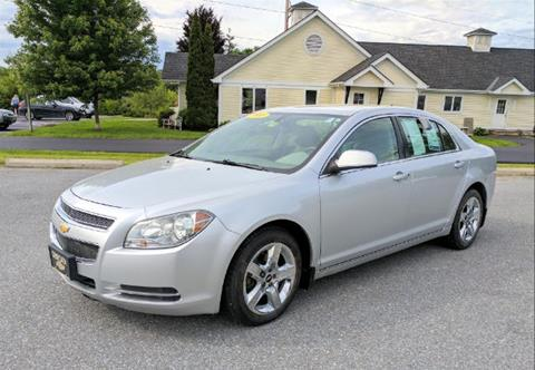 2010 Chevrolet Malibu for sale in Middlebury VT